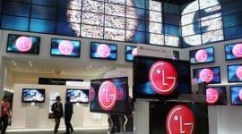LG stoupají zisky, ale ne díky mobilní divizi