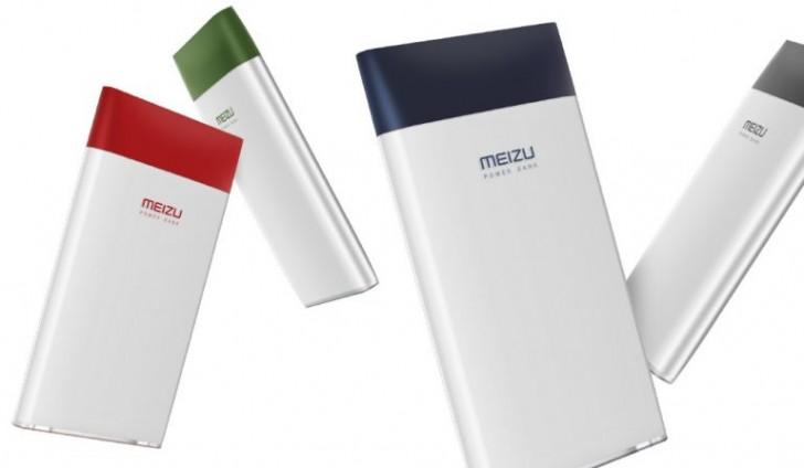 Meizu má novou powerbanku M20