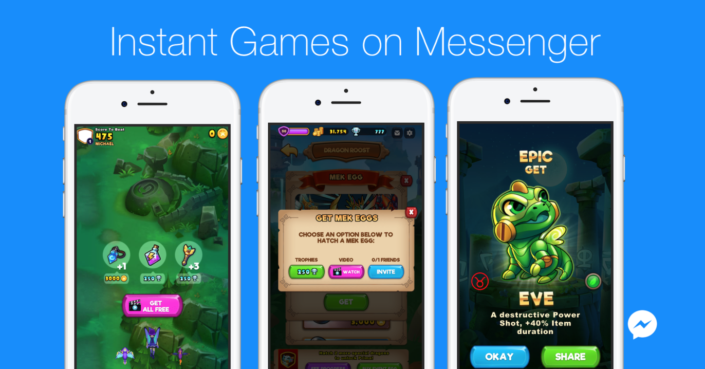 Platforma Messenger se snaží přilákat vývojáře, nově bude možné přidávat reklamy