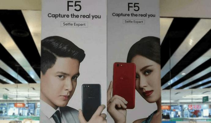 Oppo F5 přijde jako selfie expert