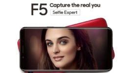Oppo F5 bude lákat na displej bez rámečků