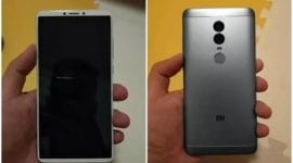 Xiaomi brzy uvede Redmi Note 5