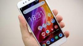 Xiaomi Mi A1 - trefa do černého [recenze]