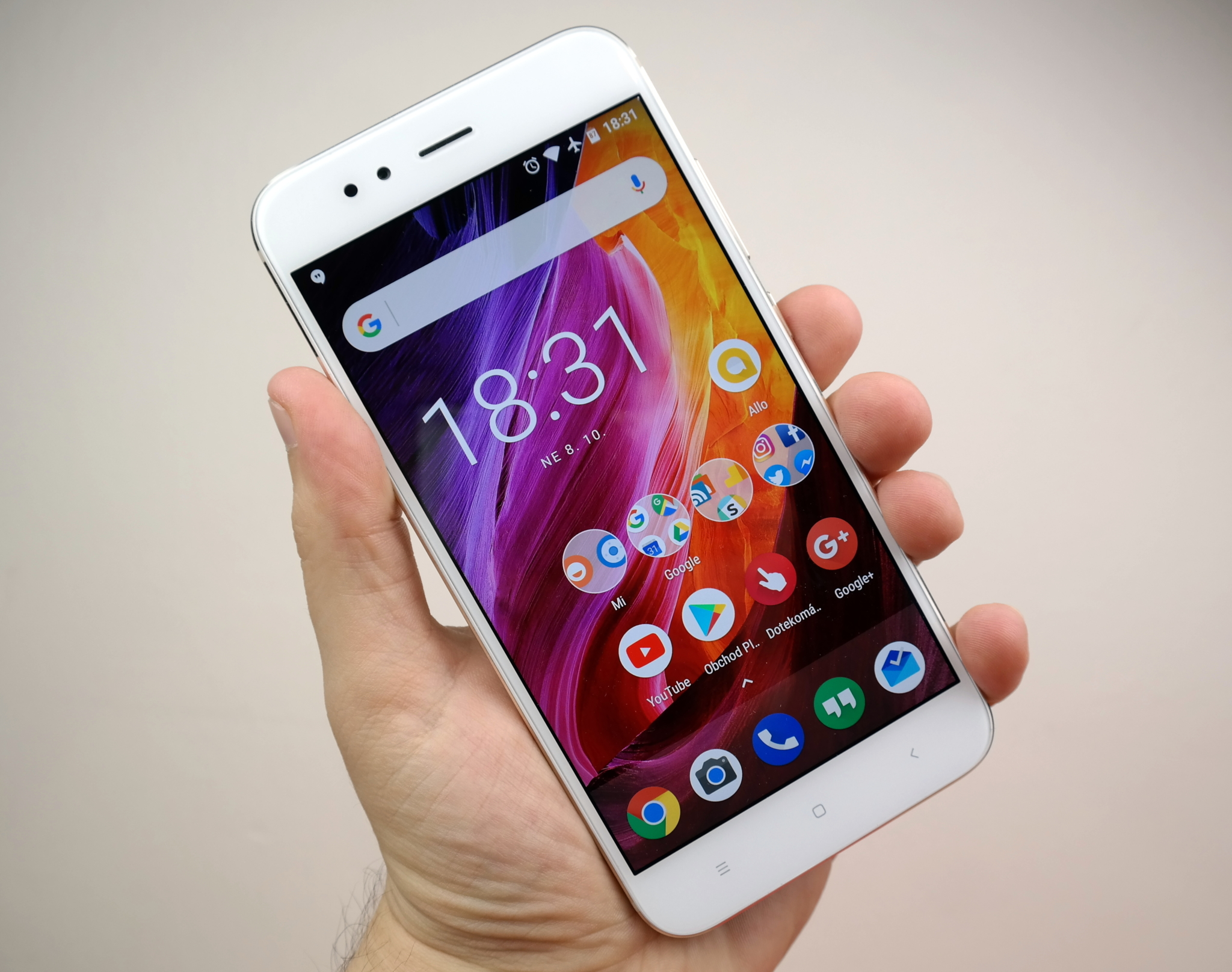 Xiaomi Mi A1 – trefa do černého [recenze]