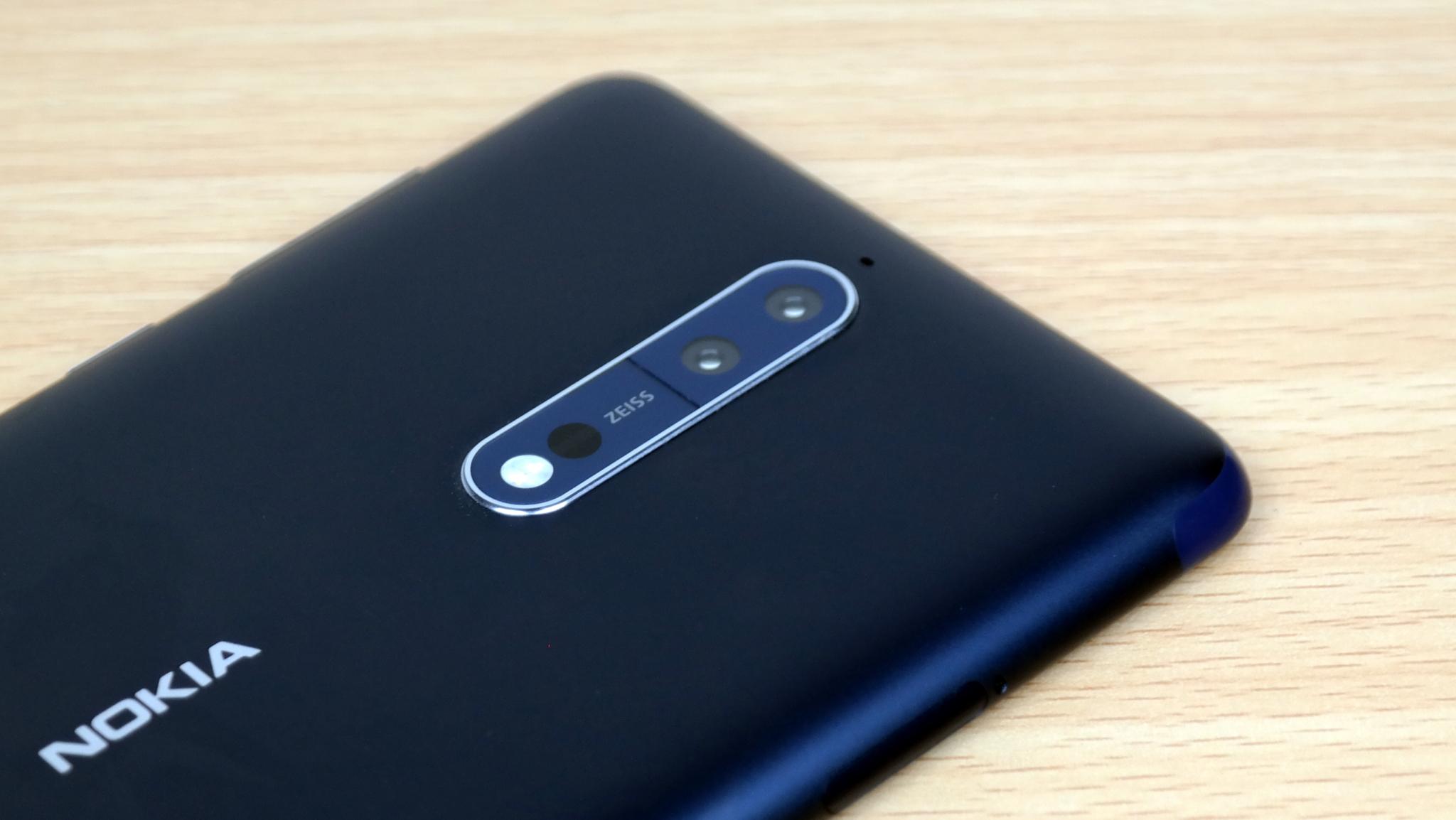 """Nokia 8 – to nejlepší z """"Finska"""" [recenze]"""
