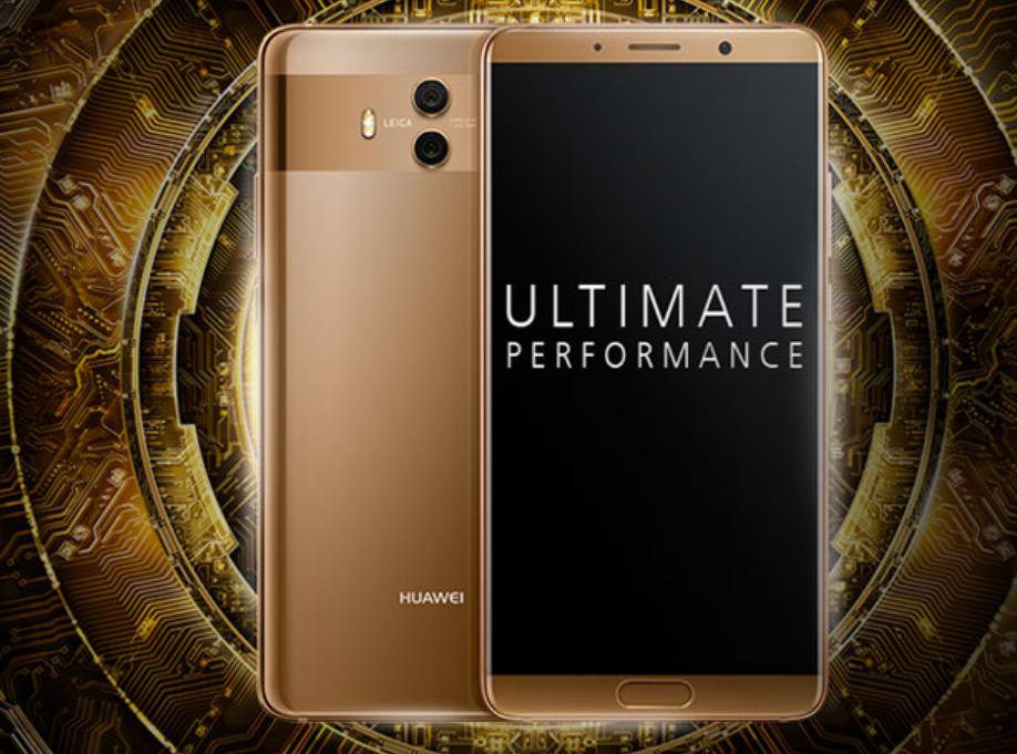 Huawei Mate 10 – 3 verze, ale k nám dorazí jen dvě