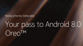 Nokia spouští beta program pro Android 8.0