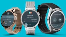 Android Wear 2.0 – rychlejší aktualizace skrze Obchod Play