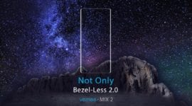 Vernee Mix 2: levný bezrámečkový telefon s plnou podporou českého LTE [sponzorovaný článek]