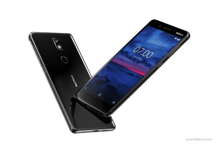 Nokia 7 představena – nabízí bothie a skleněná záda