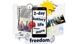 Nokia 2 představena, slibuje dvoudenní výdrž na jedno nabití