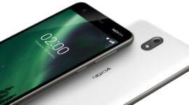 Nokia 2 získá malou část z Android Go