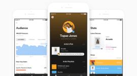 Spotify má další aplikaci, ale je určená pouze pro umělce