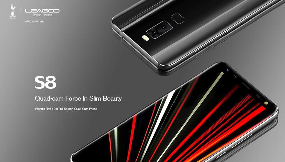 Získejte nové telefony Leagoo S8 a S8 Pro se slevou 50 dolarů [sponzorovaný článek]