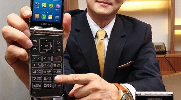 Samsung Galaxy Golden 3 zachycen v GFXBench