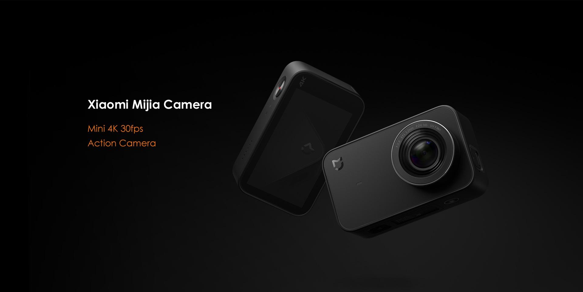 Xiaomi Mijia Camera Mini: získejte slevový kupón na outdoorovou kameru! [sponzorovaný článek]