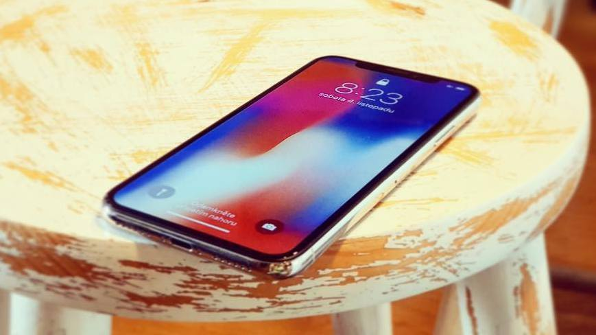 LIVE: iPhone X – uživatelská zkušenost