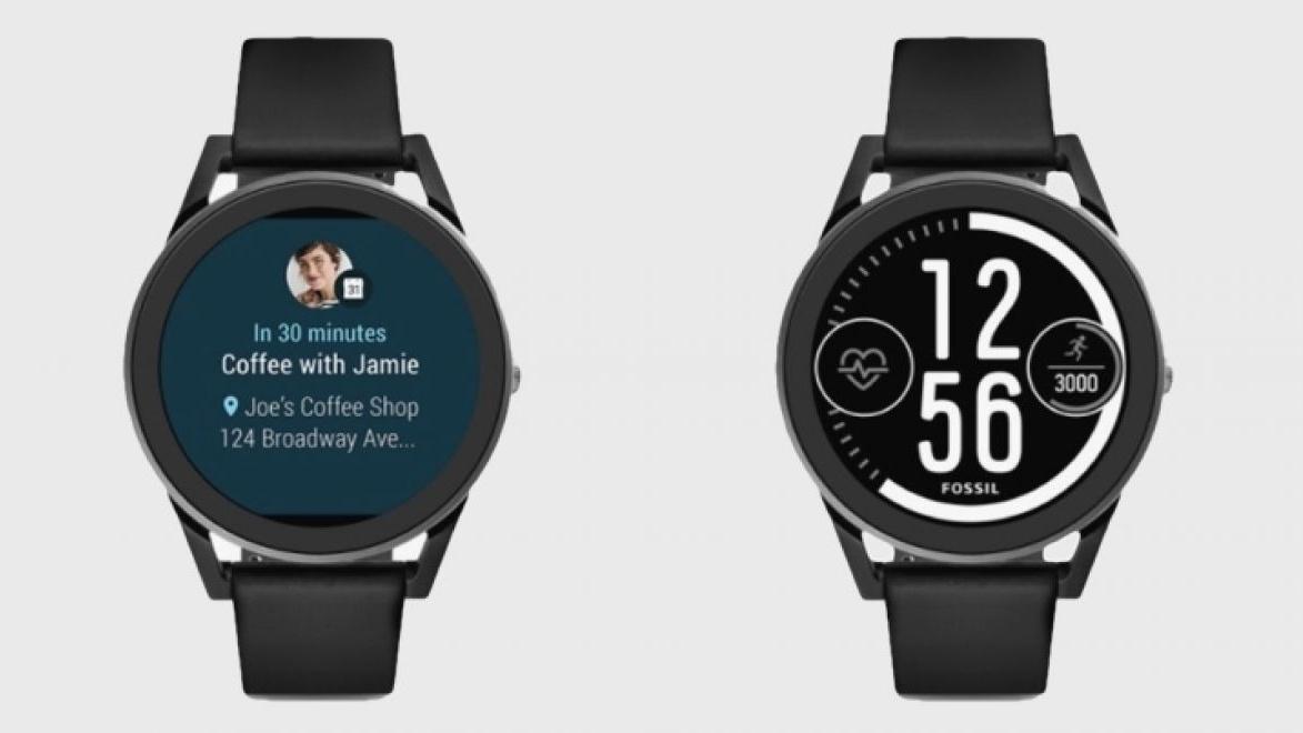 Fossil Q Control: nové chytré sportovní hodinky s Android Wear