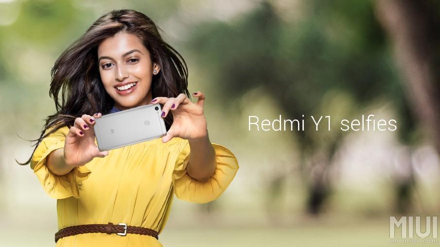 Xiaomi představilo Redmi Y1 a Redmi Y1 Lite