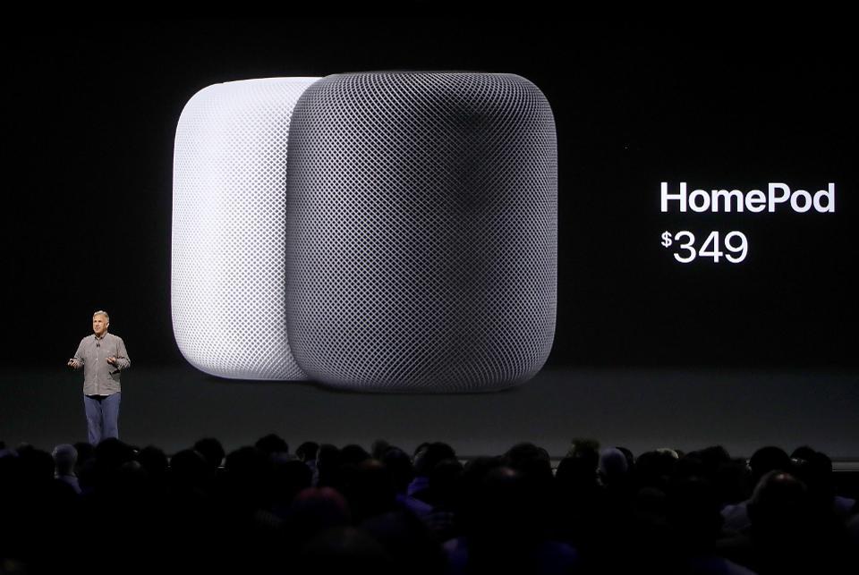 Apple uvede HomePod až v příštím roce