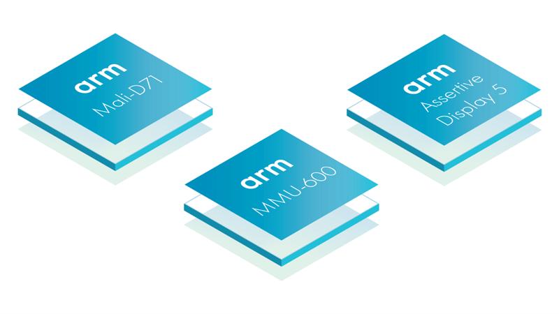 ARM posune displeje na zcela novou úroveň