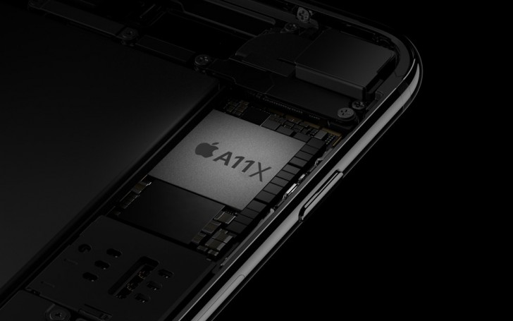 Apple A11X se poprvé objeví asi v novém iPadu Pro