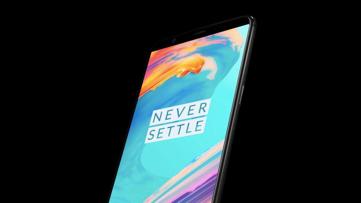 OnePlus 5T oficiálně představen