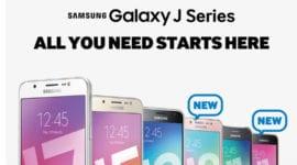 Samsung připravuje model Galaxy J3 (2018)