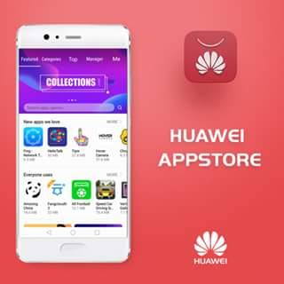 Huawei AppStore dorazí začátkem roku 2018
