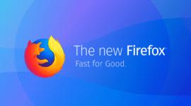 Firefox dostává zásadní změny v designu a výkonu