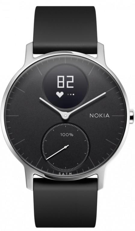Nokia Steel HR jsou jen přebalené hodinky od Withings