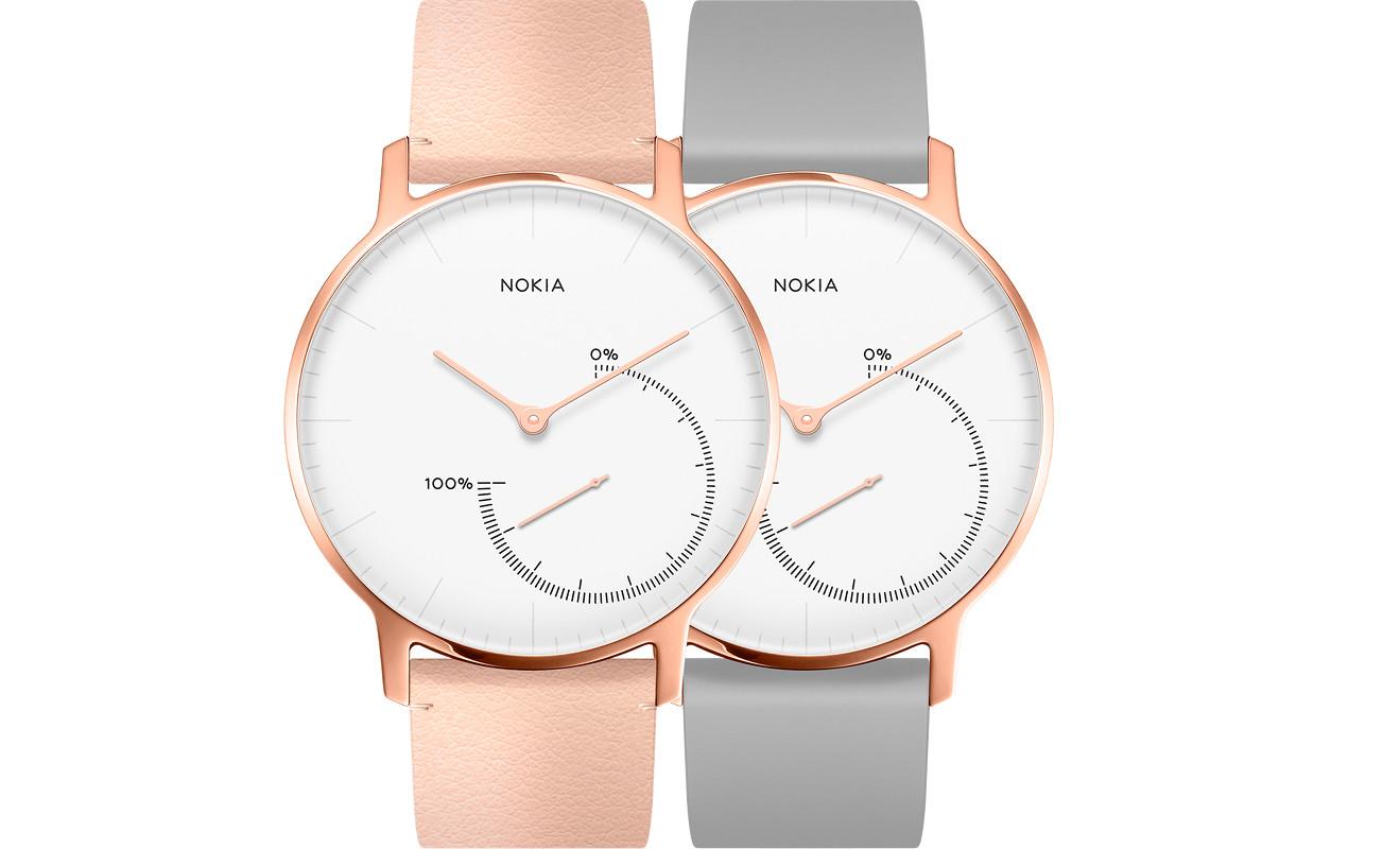 Nokia představila hodinky Steel Limited Edition
