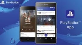 Aplikace pro PlayStation dostala po aktualizaci nový vzhled
