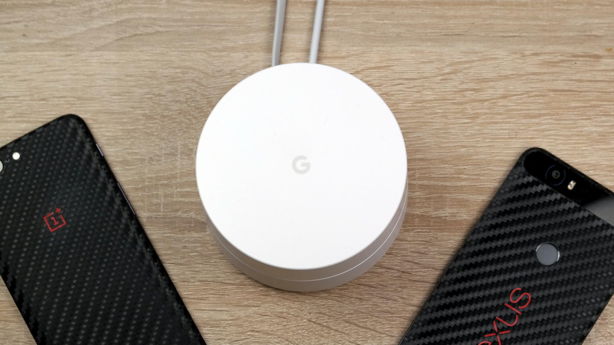 Google WiFi – malý, pěkný, šikovný, ale drahý [recenze]