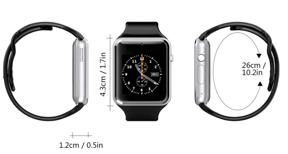 Chytré hodinky za 200 Kč s možností telefonování [sponzorovaný článek]