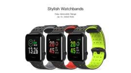 Získejte originální chytré hodinky Xiaomi WeLoop Hey S3 s více než 50% slevou! [sponzorovaný článek]