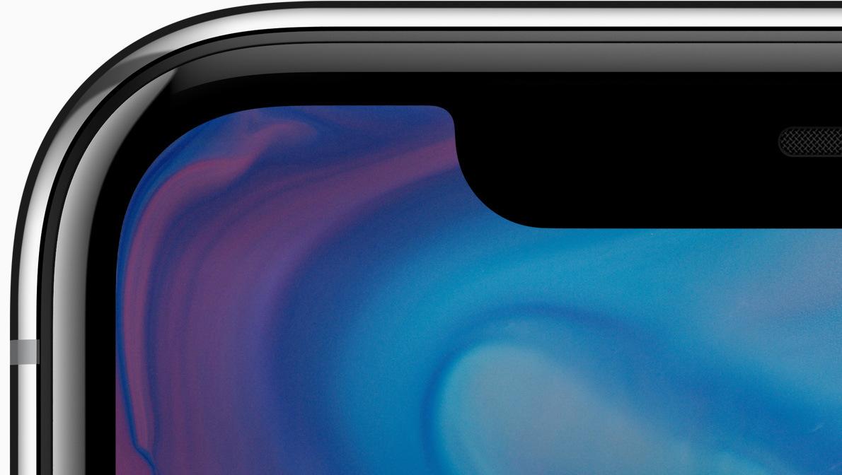 Apple přiznává nedokonalosti displeje u iPhonu X