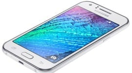 Samsung pracuje na Galaxy J1 Mini