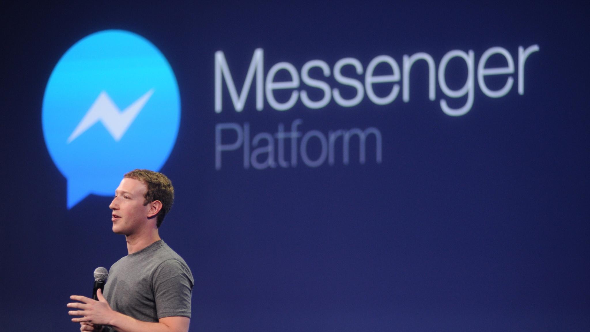 """Facebook sjednotil """"příběhy"""" z nativní aplikace a Messengeru"""