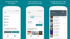 Google Files Go – aplikace, která vám uklidí ve smartphonu [aktualizováno]