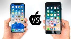 iPhonu X stačí 4x méně světla pro použití teleobjektivu