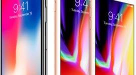 Poptávka po iPhonu 8 je nižší a iPhonu X se zadaří, zní z KGI