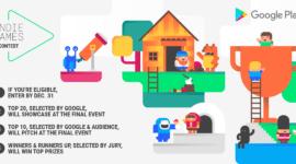 Google vyhlašuje Indie Games Contest