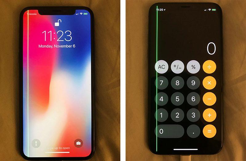 iPhony X mají první problém s displejem?