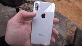 Oprava zadního skla iPhonu X vás v Česku vyjde minimálně na 18 tisíc