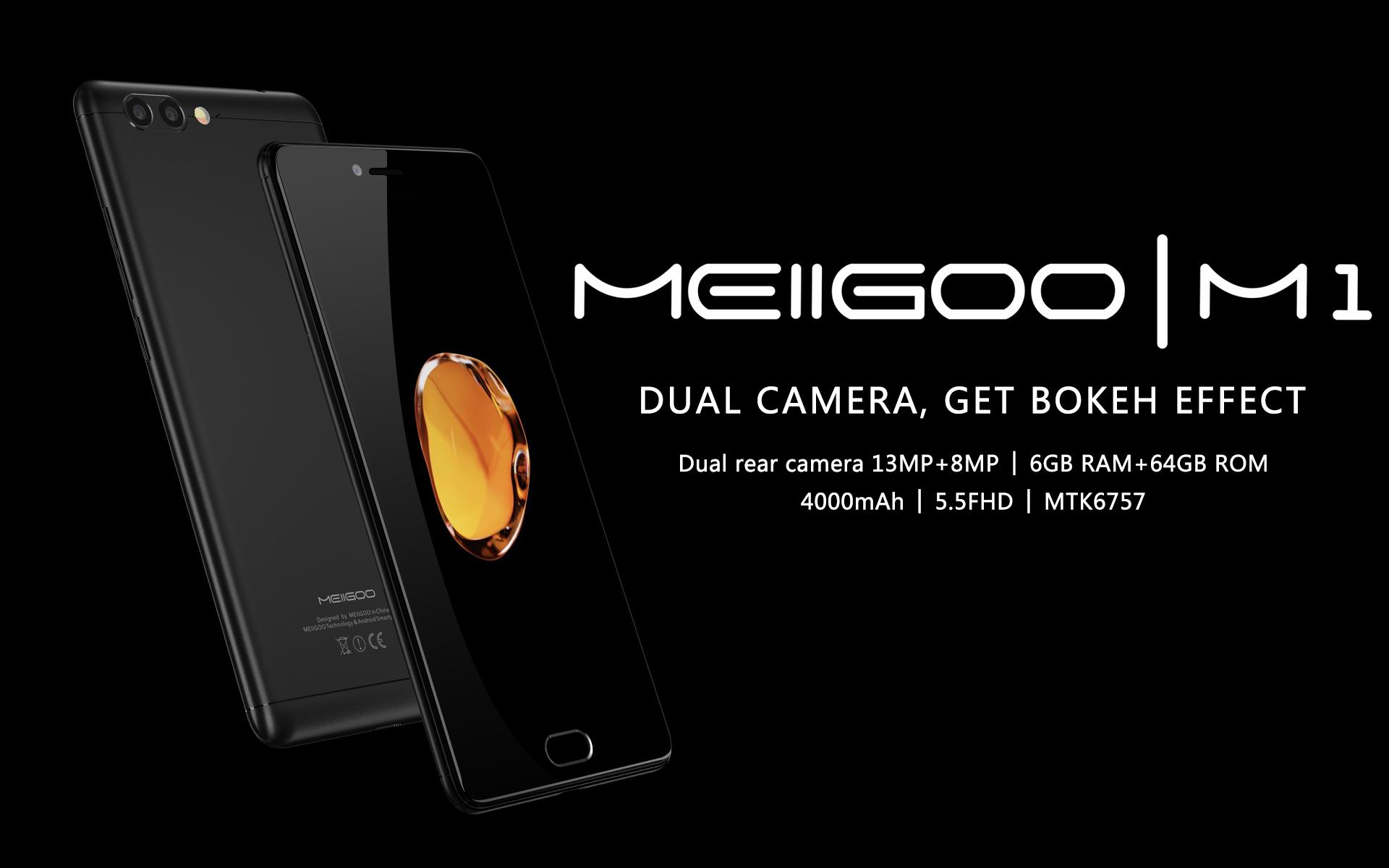 Na trh přichází nový výrobce telefonů Meiigoo, představil dva telefony