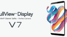 Vivo V7 – novinka pro milovníky selfie