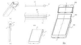 Oppo odhaluje patent na mobilní zařízení s ohebným vrškem obrazovky