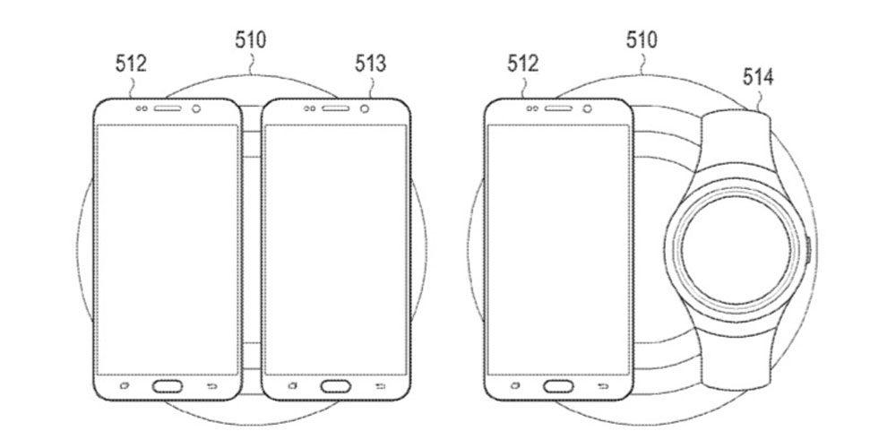 Samsung pracuje na nabíjecí podložce pro více zařízení