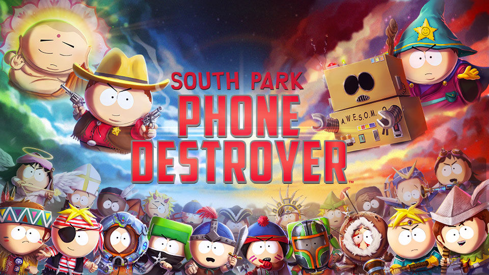 Vychází South Park: Phone Destroyer